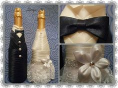 Шампанское на свадьбу #wedding #свадьба