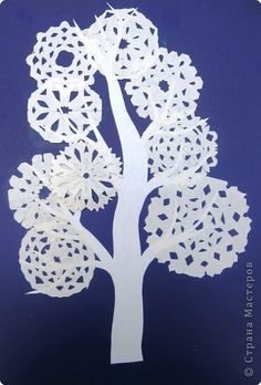 snowflake tree (image only)