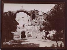 Ospizio Margherita di Savoia per i poveri ciechi alle Terme di Diocleziano (1898)