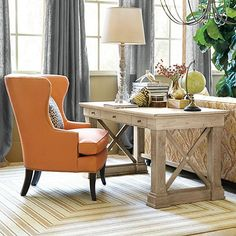 Living Room Desks. Bourdonnais Desk  Living Room Instead of a sofa table put small desk behind your Very