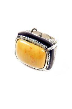 Yellow Resin Ring.