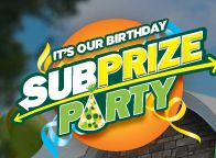 SUBWAY Subprize Party Instant Win Game on http://hunt4freebies.com/sweepstakes