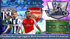 Prediksi-Skor-Liga-Premier-Inggris-West-Bromwich-Albion-Vs-Arsenal