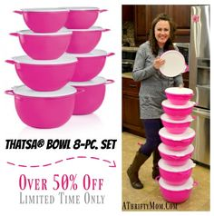 Holy cow this deal is amazing! thatsa-bowl-8-pc-set-tupperware-sale-coupon-or-discount-on-tupperware-products