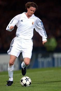Steve McAnaman. Liverpool to Real Madrid.