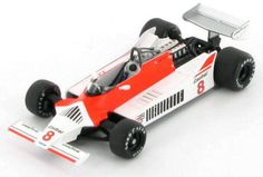 McLaren-Ford-M29-Alain-Prost-1980-1-43-Alain-Prost-Collection