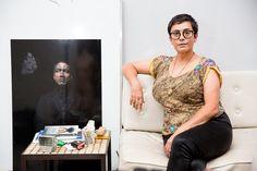 Image result for ARTICULE GALLERY + LISA REIHANA Lisa, Sari, Gallery, Image, Fashion, Saree, Moda, Roof Rack, Fashion Styles