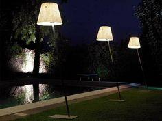 luminaires extérieures de design contemporain