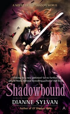 Shadowbound by Dianne Sylvan (March 25, 2014) Ace