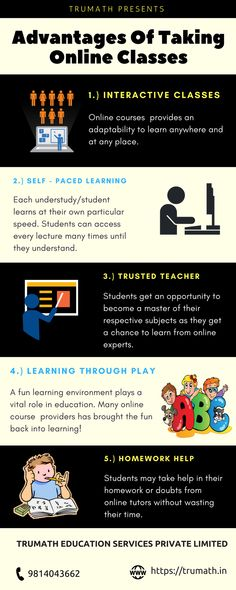 Why Online Courses Are An Advantage For Students Infographic - https://elearninginfographics.com/online-courses-are-an-advantage-for-students-infographic/