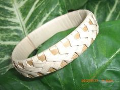 Hey, I found this really awesome Etsy listing at https://www.etsy.com/listing/155565668/hawaiian-bracelet-traditionally-woven
