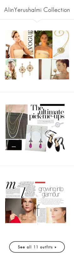 """""""AlinYerushalmi Collection"""" by marketingboutique ❤ liked on Polyvore featuring Ivanka Trump, Woman Within, DKNY, Whiteley, Faliero Sarti, Branca, Anja, Paul Mitchell, Yamazaki and Global Views"""