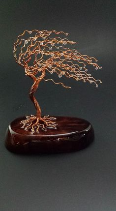 Ed Bratton Metal Tree Artist (From Rogers, AR)
