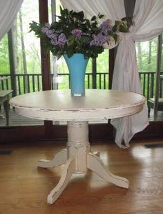 another option for painting a table