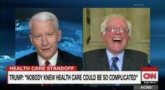 Oh Bernie...