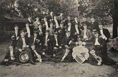7280 Originalfoto 9x13cm Studentenverbindung 1909 | eBay