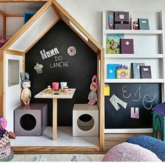 Small baby room: ideas to make this little corner special - Decoration, Architecture, Construction, Furniture and decoration, Home Deco Kids Corner, Big Girl Rooms, Boy Room, Baby Bedroom, Girls Bedroom, Baby Decor, Kids Decor, Baby Zimmer Ikea, Kids Room Design