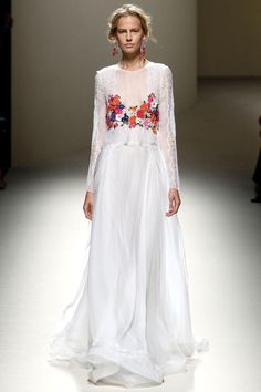 SPRING 2014 RTW ALBERTA FERRETTI COLLECTION