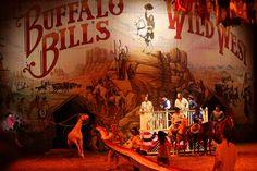 Buffalo Bill's Wild West Show - Disneyland Village ~ Paris France