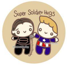 Hugs #mintmintdoodles