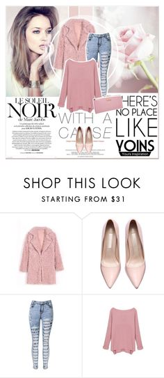 """# VIII/2 Yoins"" by lucky-1990 ❤ liked on Polyvore featuring Marc Jacobs, women's clothing, women, female, woman, misses, juniors and yoins"