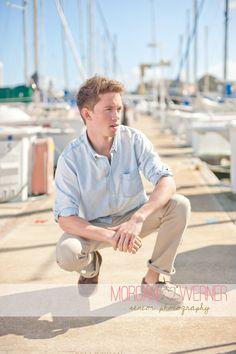 Nautical Guy Senior | Morgan Werner Photography