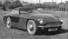 "Tatra JK ""české Ferrari"" z let bere dech ještě dnes - 11 - tatra jk 2500 11 Lamborghini, Ferrari, Jaguar, Peugeot, Benz, Porsche, Europe Centrale, 50s Cars, Future Car"