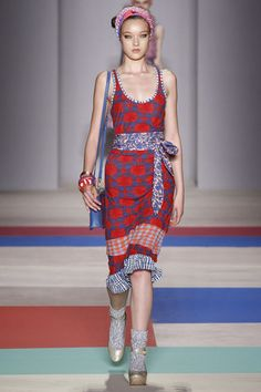 Marc by Marc Jacobs Spring 2013 Ready-to-Wear Collection Slideshow on Style.com