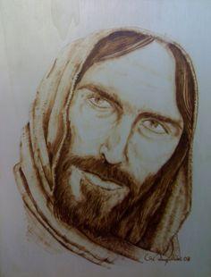 Jesus of Nazareth by Nunziante Langellotto