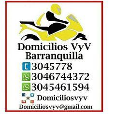 @domiciliosvyv lo hace por usted!Estamos para servirles!Contáctenos #3045778 #3045461594 #3046744372 #barranquilla #domicilios #domiciliosvyv #servicios #envios #tramites #sobres #alcaldiadebarranquilla #gobernaciondelatlantico #instrumentospublicos #notariasbarranquilla #compras #bancos #consignaciones #ahorro #dinero #responsables #sinestarenbarranquilla #licitaciones #colombia #Dios #bendiciones #pagos #denorteasur #graciasdios #semana #weekend