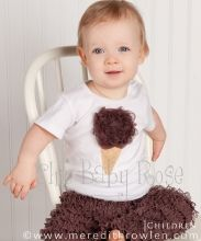 Items similar to Fluffy Ice Cream Tank, Tee or Long Sleeve Petti Top by Chic Baby Rose on Etsy Ice Cream Cartoon, Ice Cream Social, Ice Cream Toppings, One Piece Outfit, Chic Baby, Rose Design, Little Girls, Cool Outfits, Flower Girl Dresses