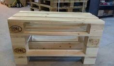 DIY Pallet Coffee Table and TV Cabinet | 99 Pallets