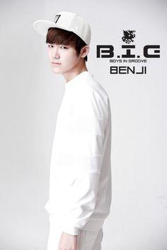 Benji | B.I.G (Boys In Groove)