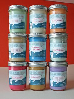 Book Lover Candles  3 Pack  Soy Wax by Frostbeard on Etsy, $28.00