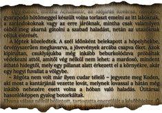 Ez a régies pergamendarab egy eddig még nem bemutatott részletet közöl a Jégverem című fejezetből.