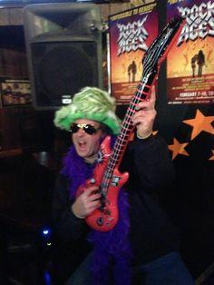 Dave Sposito - Air guitar