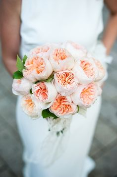 Wedding bouquet idea; Photo: W Studios New York