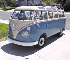 VW Bus 21 window! WOW