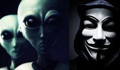 Histórico: Anonymous afirma que a NASA está prestes a anunciar a descoberta de vida alienígena! - Sempre Questione