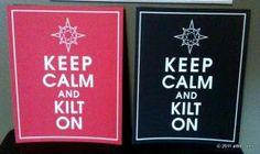 yes! kilts!