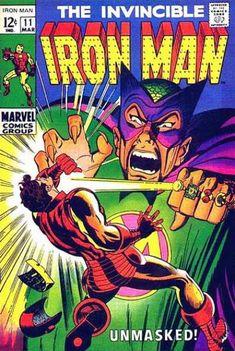 Iron Man 11 - Whilce Portacio