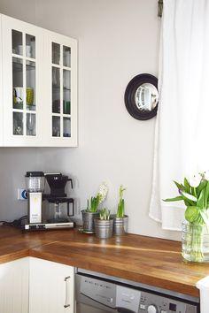 werbung tipp abfalleimer abfalltrennung von wenko k che retro landhausk che interior deko. Black Bedroom Furniture Sets. Home Design Ideas