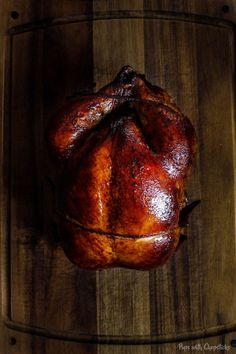 A cross between a roasted chicken and peking duck, this recipe is for days when you have that craving for peking duck but chicken is all you have to work with.