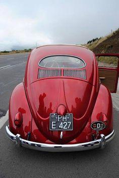 My dream car, an oval window