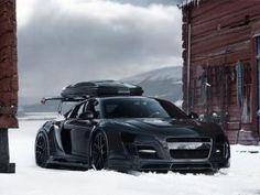 Audi R8 Razor GTR by eloise