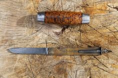 Swedish Barrel Knife