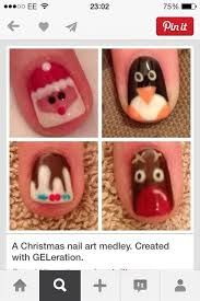 Image result for Xmasnailart
