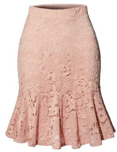 New Arrival Fashion Women Lace Skirts Mermaid Skirt Elastic Waist Slim Tight Skirt Office Ladies Work Wear Bottoms Fishtail Skirt Plus Size Lace Skirt Outfits, Lace Dress Styles, Work Skirts, Mermaid Skirt, Midi Skirt, Dress Skirt, Ruffle Skirt, Latest African Fashion Dresses, Casual Skirts