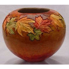 The Welburn Gourd Farm is the worlds largest supplier of organic hardshell gourds, growing over gourds per year! Flower Vases, Flower Pots, Decorative Gourds, Leaf Bowls, Painted Gourds, Gourd Art, Polymer Clay Art, Wood Turning, Pottery Art