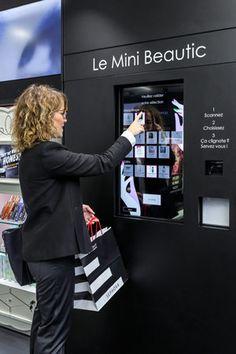Sephora inaugure un magasin de beauté connecté - Actualité : Beauté (#585182)